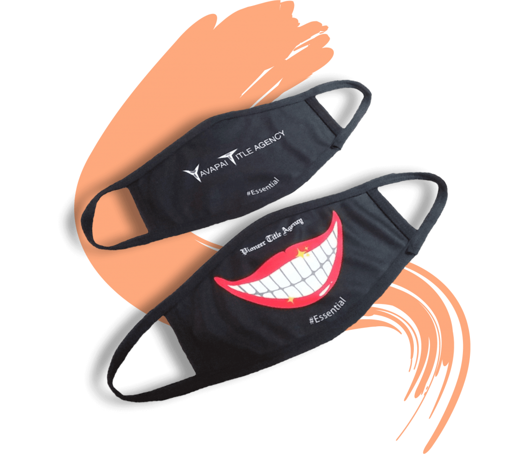Custom Masks for Your Company