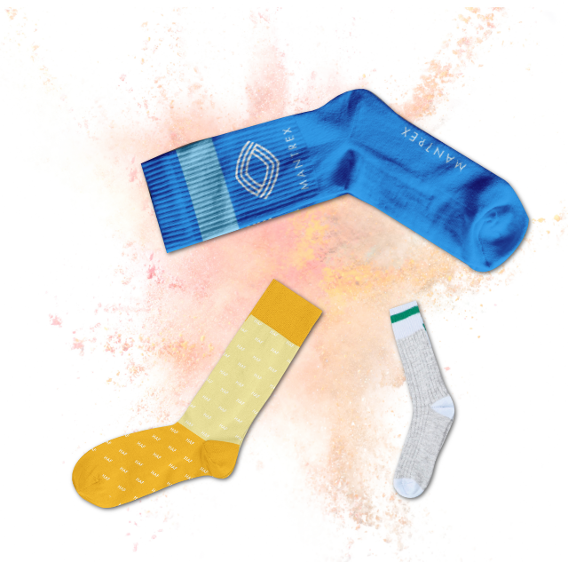 Our Custom Socks Service Will Knock Your Socks Off!